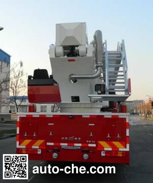 Jinhou SXT5260JXFDG32 aerial platform fire truck