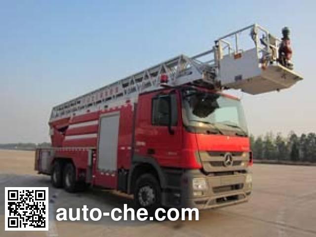 金猴牌SXT5321JXFYT40云梯消防车