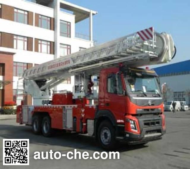 Jinhou SXT5330JXFDG53 aerial platform fire truck