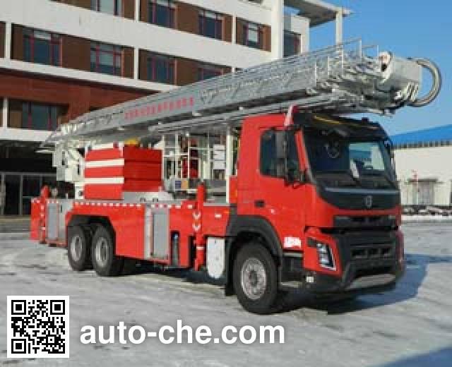 Jinhou SXT5350JXFDG42 aerial platform fire truck