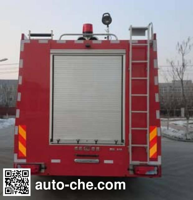 金猴牌SXT5390GXFPM210泡沫消防车