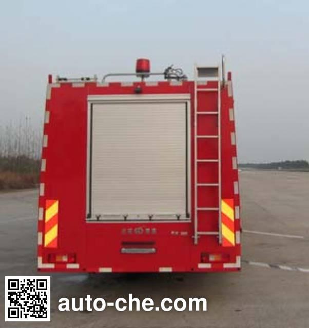 金猴牌SXT5400GXFPM220泡沫消防车