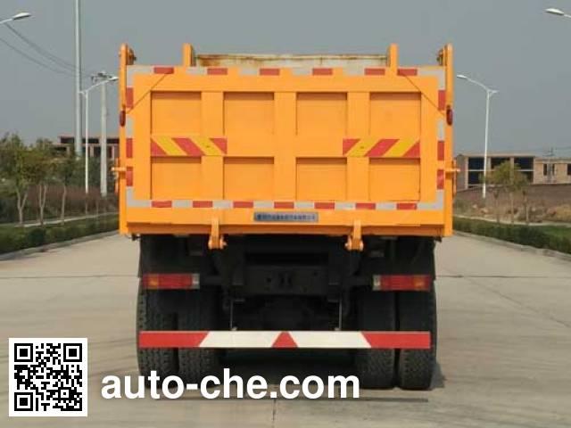 Shacman SXW3256DR3841 dump truck