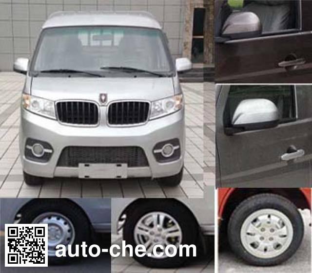 Jinbei SY1020LC6AP1 cargo truck