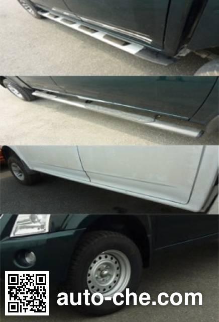 Jinbei SY1028HQ42C cargo truck