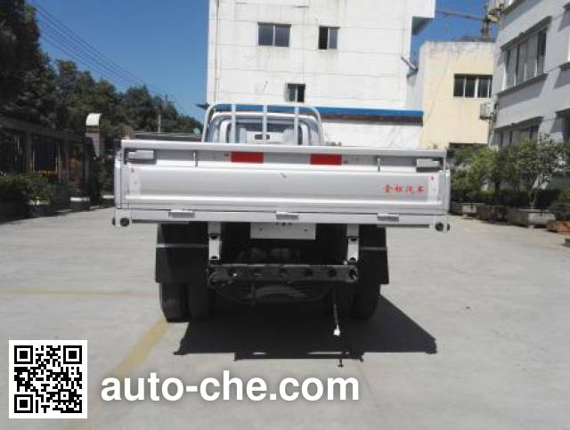 Jinbei SY1030DEV2AK electric cargo truck