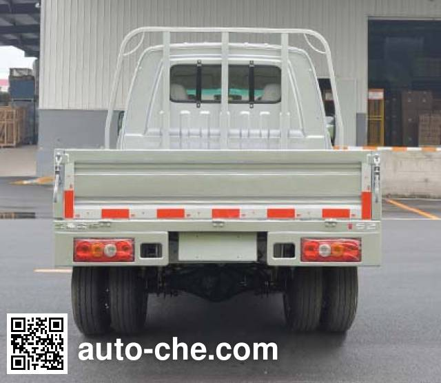 Jinbei SY1035LC6AT cargo truck