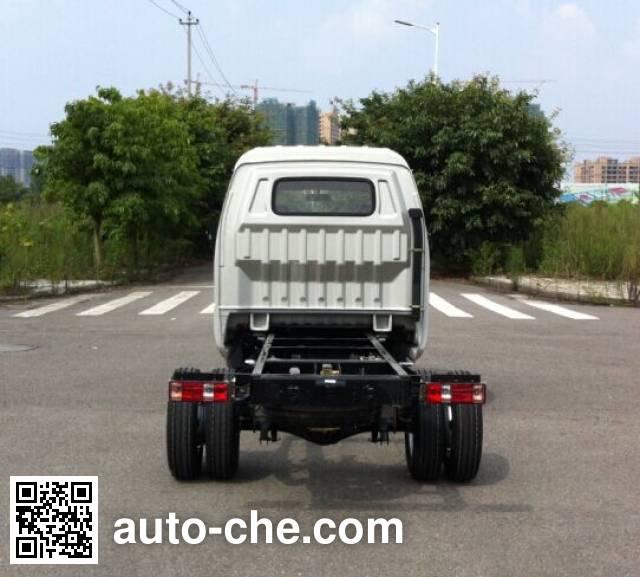 Jinbei SY1037AASX9LFA light truck chassis