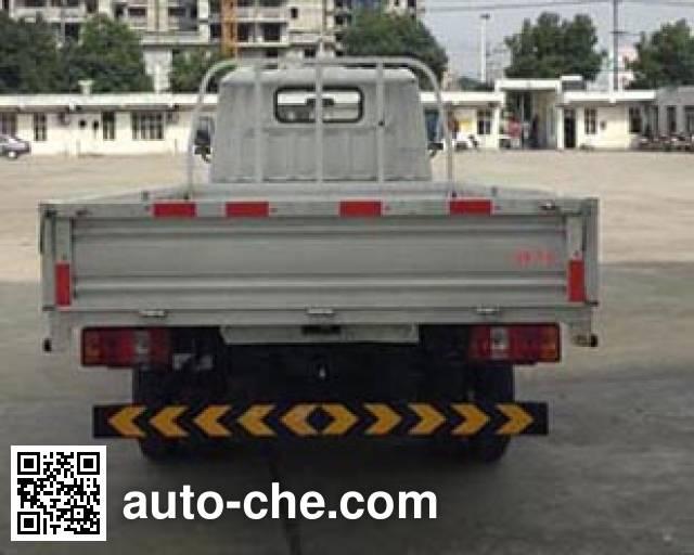 Jinbei SY1040DEV4S electric cargo truck