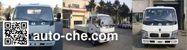 Jinbei SY1044BZ2L cargo truck