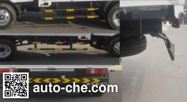 Jinbei SY1044BLQS1 cargo truck