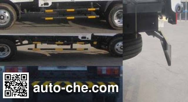 Jinbei SY1044BZAF cargo truck