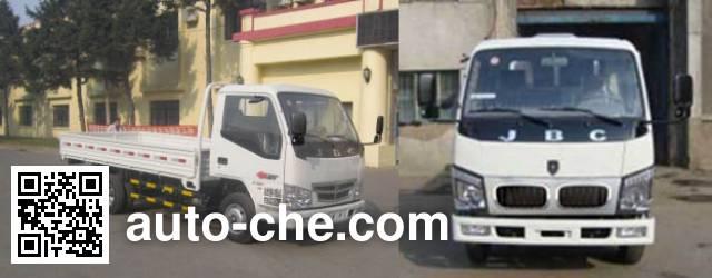 Jinbei SY1044DH2S cargo truck