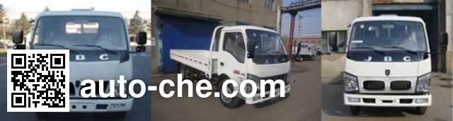 Jinbei SY1044DMAH cargo truck