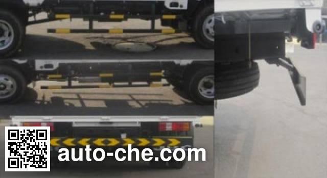Jinbei SY1044DLMS cargo truck