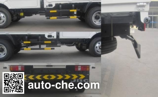 Jinbei SY1044SAVS1 cargo truck