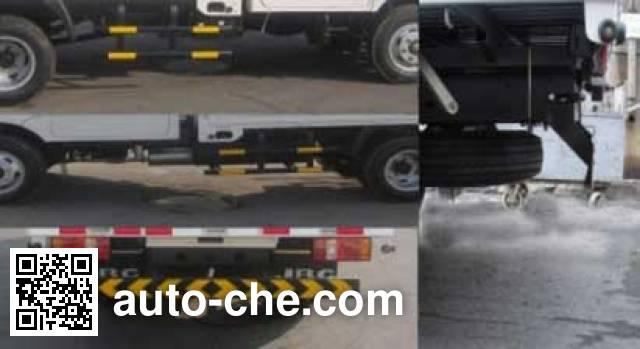 Jinbei SY1044SV5L1 cargo truck