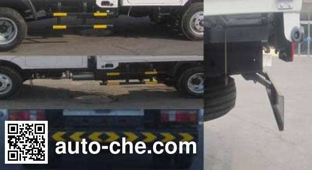 Jinbei SY1044SMAH cargo truck