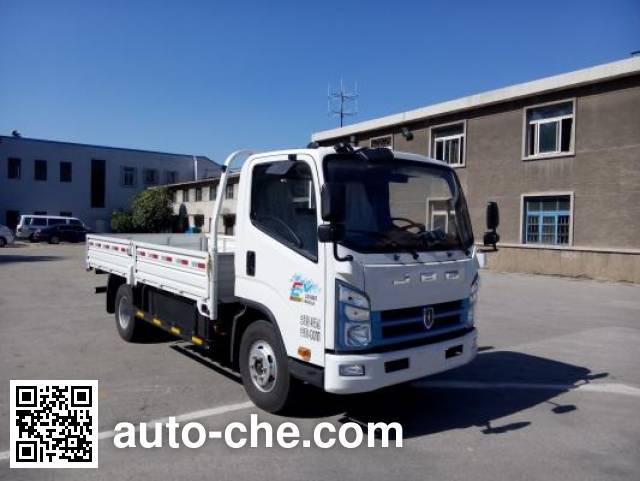 Jinbei SY1060DEV1S electric cargo truck