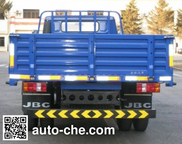 Jinbei SY1104DRAYQ1 cargo truck