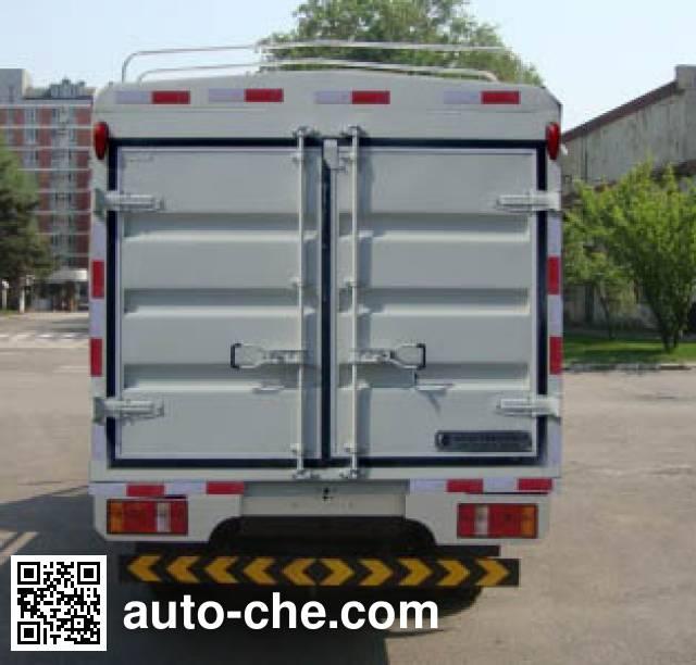 Jinbei SY2315CS9N low-speed stake truck