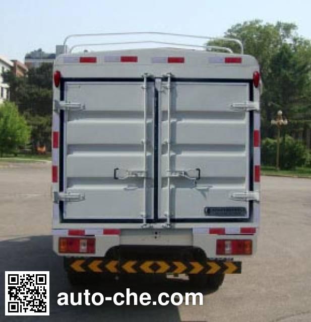 Jinbei SY2815PCS1N low-speed stake truck