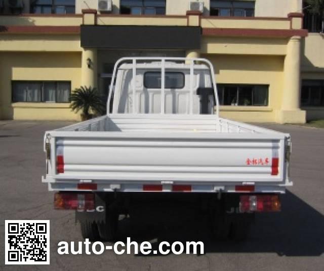 Jinbei SY3034DK2F1 dump truck