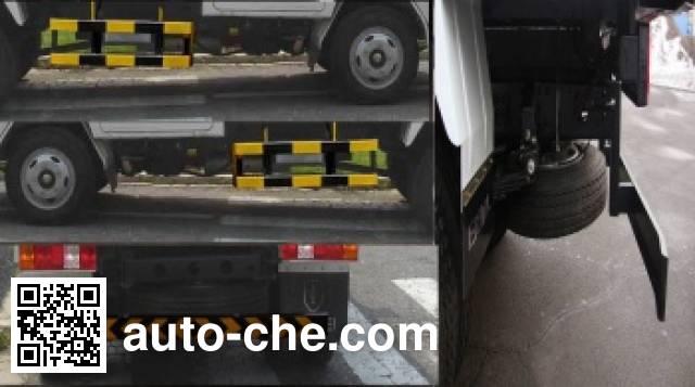 Jinbei SY3044SAVS1 dump truck