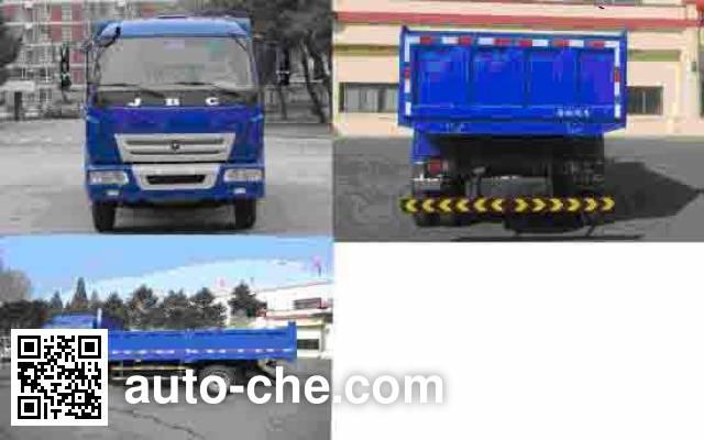 Jinbei SY3124BRCAAQ dump truck