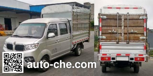 Jinbei SY5020CCY-LC6AA грузовик с решетчатым тент-каркасом