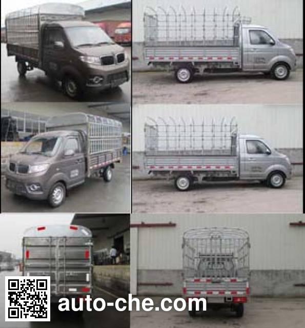 Jinbei SY5020CCY-YC6AP грузовик с решетчатым тент-каркасом