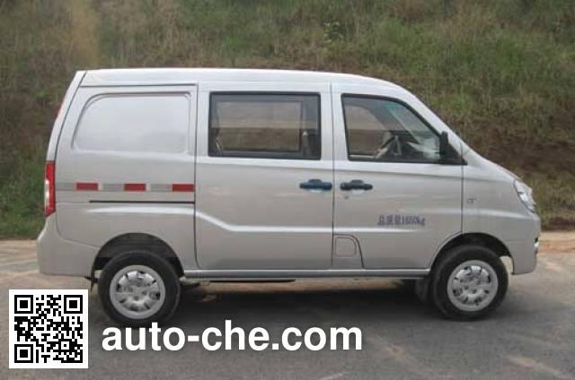 Jinbei SY5020XXH-A5SBW van truck