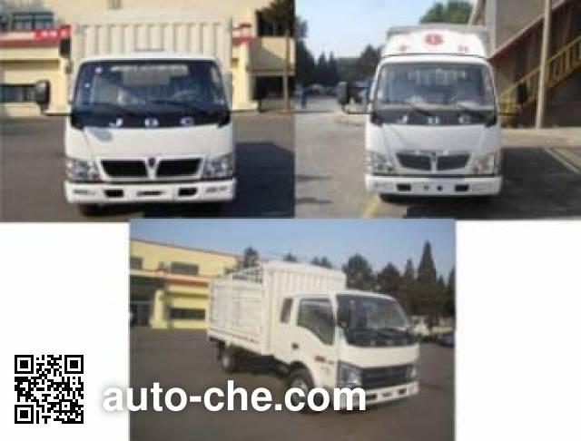 Jinbei SY5024CCYB-D2 stake truck