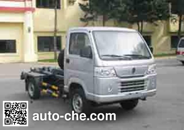Jinbei SY5024ZXXDAL-K2 detachable body garbage truck