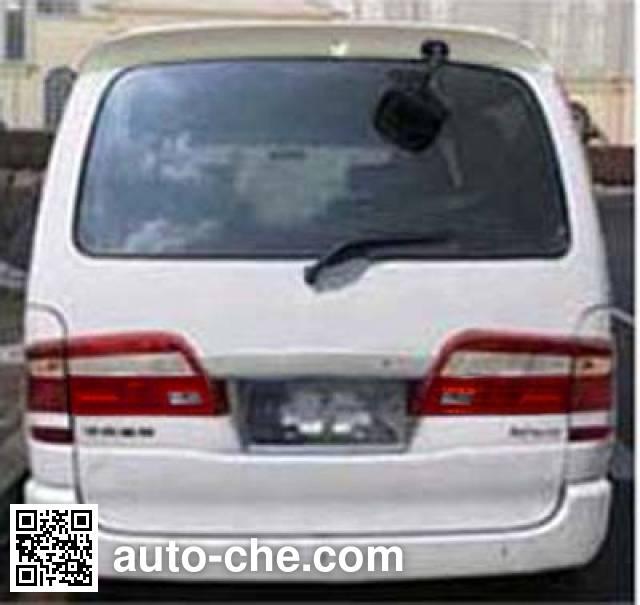 Jinbei SY5031XBYL-D4S1BG funeral vehicle