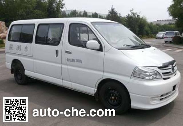 Jinbei SY5031XJEL-D4S1BG29 monitoring vehicle