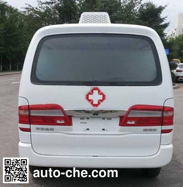 Jinbei SY5031XJHL-D4S1BG29 ambulance