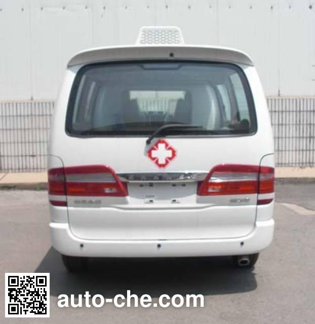 Jinbei SY5031XJHL-G4S1BG ambulance