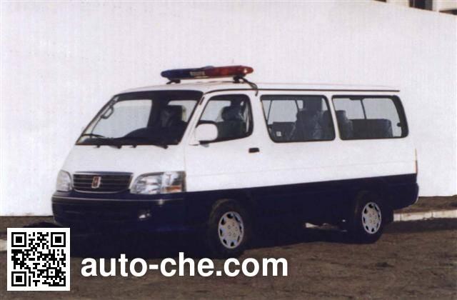 Jinbei SY5031XKC-AC-ME investigation team car