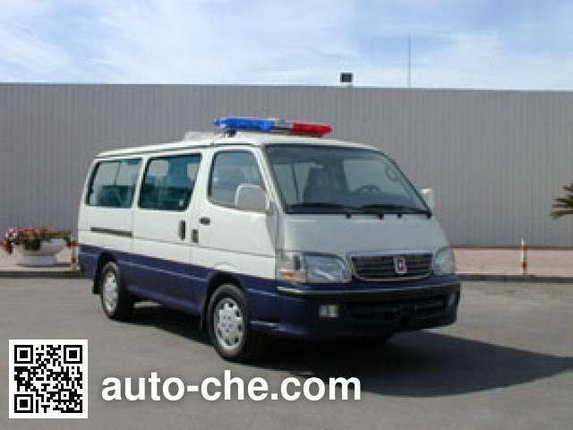 Jinbei SY5031XKC-B2C investigation team car