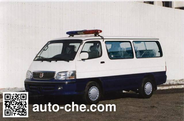 Jinbei SY5031XKC-BC investigation team car