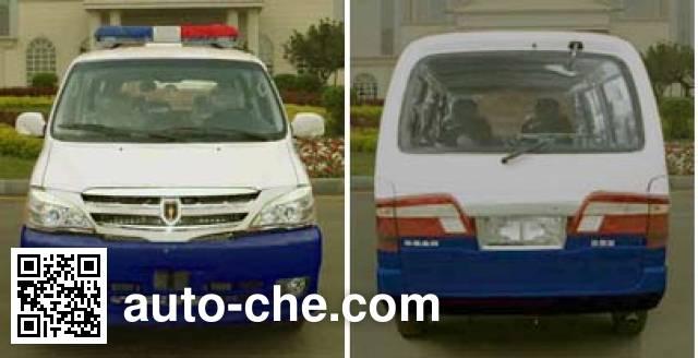 Jinbei SY5031XKCL-KSBG investigation team car