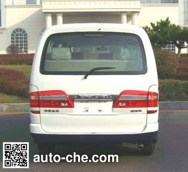 Jinbei SY5031XKCL-MSBG investigation team car