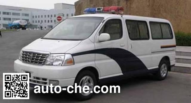 Jinbei SY5031XQCL-G2ZBG prisoner transport vehicle