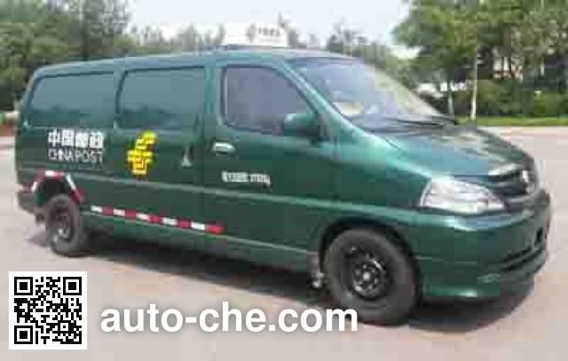 Jinbei SY5031XYZL-D4SBG29 postal vehicle