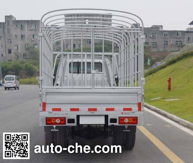 Jinbei SY5032CCY-YC6AT stake truck