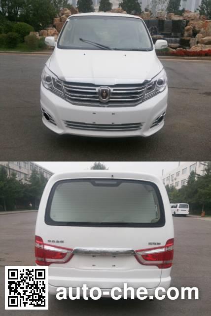 Jinbei SY5032XKCL-M1S1BG investigation team car