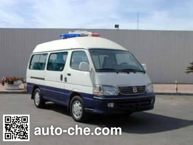 Jinbei SY5032XKC-B2C investigation team car