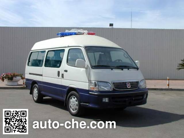 Jinbei SY5032XKC-BC investigation team car