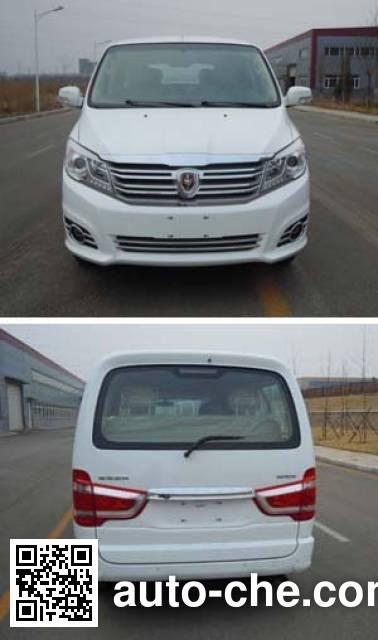 Jinbei SY5032XKCL-G9S1BG investigation team car